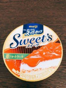 スーパーカップ  苺ショートケーキ