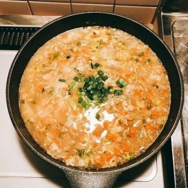 井上小百合、実家の味、元気鍋