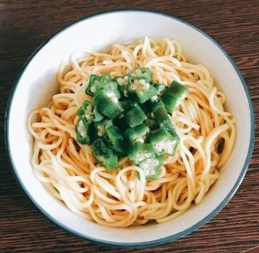 【ラ王】袋麺の冷やし中華(しょうゆだれ)のアレンジ料理を3つ紹介