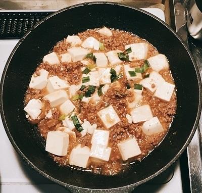 焼肉のたれ、アレンジ、麻婆豆腐