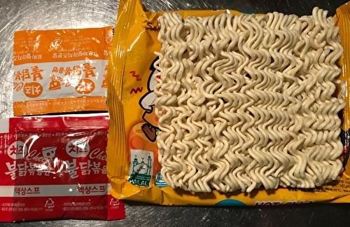 チーズプルダックポックンミョン、アレンジ、作り方