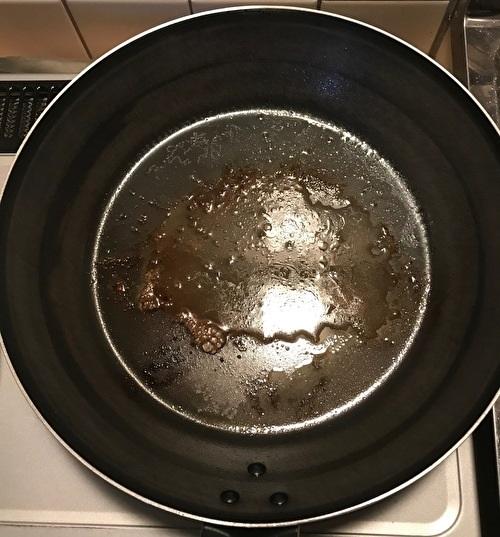 一人暮らし、鉄フライパン、味一鉄